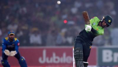 3rd T20, Pakistan vs Sri Lanka: Pakistan sets 181-run target