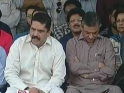Karachi deputy mayor Arshad Vohra quits MQM-P, joins PSP