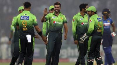 Pakistan cruise to claim series against Sri Lanka
