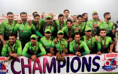 ICC T20 rankings: Pakistan climb up to top spot