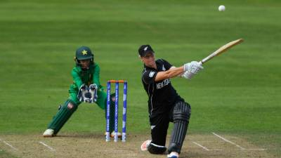 NZ beat Pakistan by 7 wickets in 2nd ODI of ICC Women Championship