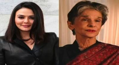 Preity Zinta applauds Quaid's daughter Dina as a 'spirited' personality