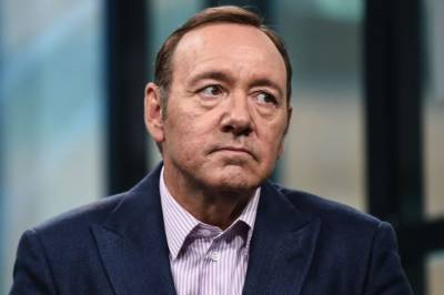 Kevin Spacey fired from all projects amid sexual harassment allegations