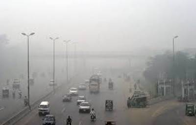 Dense, toxic smog engulfs plain areas of Punjab