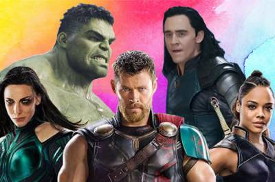 'Thor: Ragnarok' huge opening with $121 million set it to rule weekend Box office