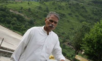 Pakistan receives body of its diplomat shot dead in Afghanistan