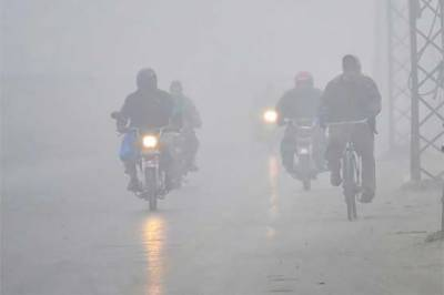 Dense fog engulfs Punjab, motorway sections closed