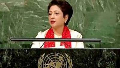Solution of Palestinian issue is vital for peace in Middle East: Maleeha Lodhi