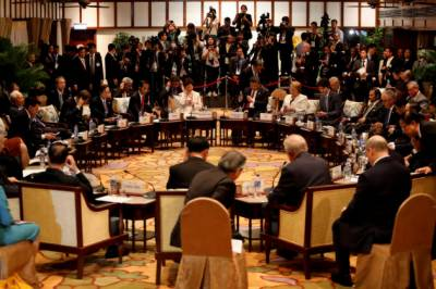 APEC ministers issue joint statement after wrangling over language