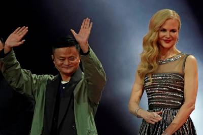 China shopping festival smashes record at halfway mark