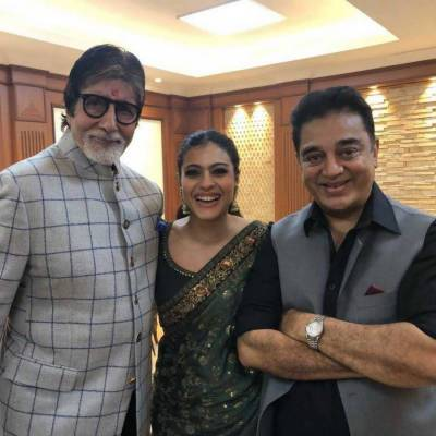 Kajol faces embarrassment after tweeting picture with celebrities