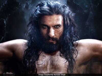 Ranveer Singh is