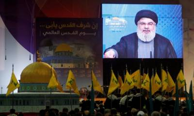 Saudi declares Lebanon war with Hariri detention: Hezbollah