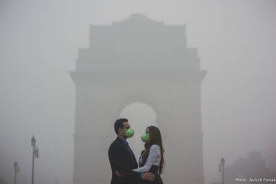 Picture! Love in times of smog