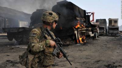 More than 20 Afghan police killed as Taliban attack checkpoints