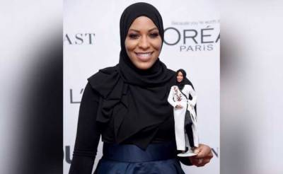 First hijab-wearing Barbie unveiled