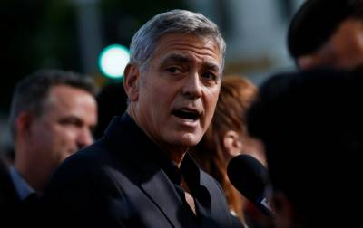 George Clooney makes TV return after two decades