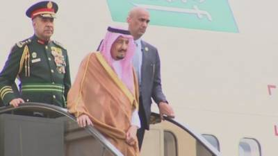 Saudi King Salman to step down next week: reports