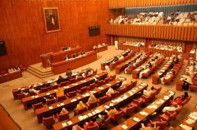 Senate passes Elections Amendment Bill 2017