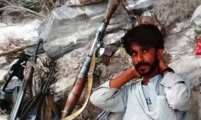 Terrorist involved in murdering 15 near Turbat killed: ISPR