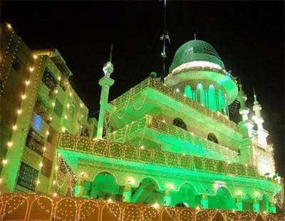 12th Rabi-ul-Awwal to be celebrated on Dec 1