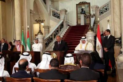 Saudi Arabia, Arab allies in Cairo talks on Iran, Hezbollah