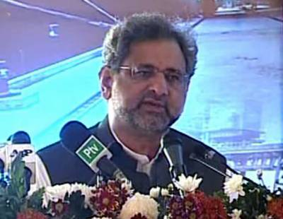 PM Abbasi inaugurates 2nd LNG terminal at PQ