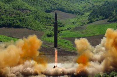 South Korea fears further missile advances by North this year in threat to US