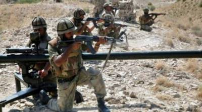 Security personnel martyred, two terrorists killed in an exchange of fire