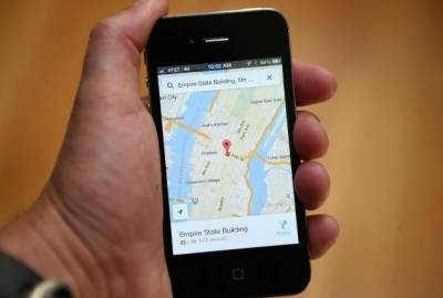 Smart phones record user-locations: research