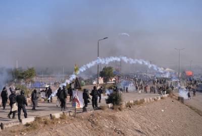 Protests erupt across country after Islamabad operation