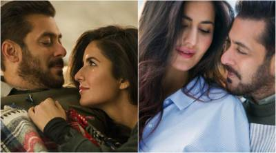Breathtaking pictures of Salman, Katrina