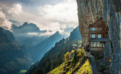 Get paid for moving to beautiful Swiss village
