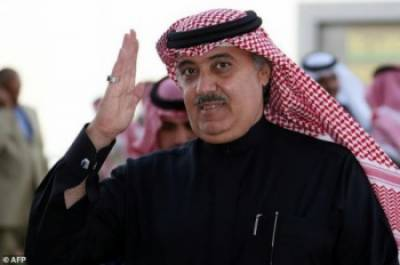 Saudi Prince Miteb freed after detention in graft purge