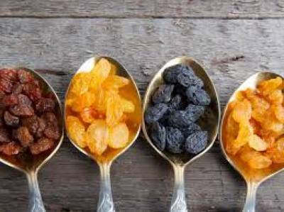 Raisins: most beneficial dry-fruit