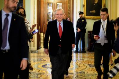 US Senate approves major tax cuts