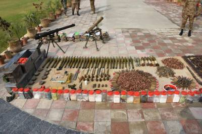 Eleven BRA militants held in Radd-ul-Fasaad raids
