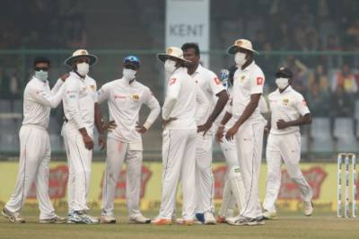 India-Sri Lanka Test: 3rd match stopped as smog engulfs New Delhi