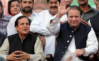 Senior politician Javeed Hashmi rejoins PML-N