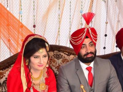 Pakistani sikh army officer ties the knot: ISPR