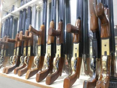 Govt lifts ban on non-prohibited bore weapons licences issuance