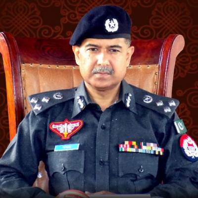 Sultan Azam Temuri appointed as new Islamabad police chief