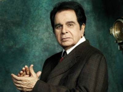 Legendary actor Dilip Kumar celebrating 95th birthday