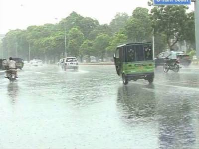 Light drizzle in parts of country ends dry spell