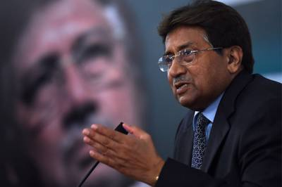 Pervez Musharraf says Pakistan needs third political force