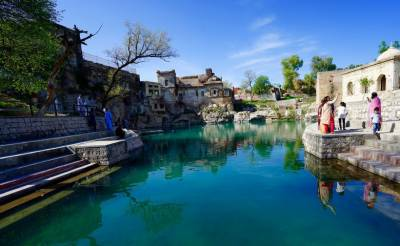 Katas Raj Temples: SC orders cement factory to refill pond within a week