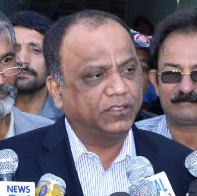 'Neither establishment, nor any political party forced me to leave Altaf-led MQM'
