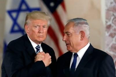 'Trump's Jerusalem 'crime' prevents US peace rolle'
