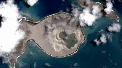 New Island offers clues in search for life on Mars: NASA