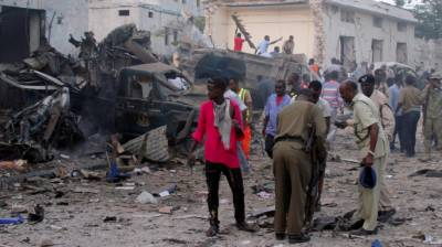 Police academy attack in Somali capital leaves 13 dead